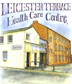 Leicester Terrace Health Care Centre Logo